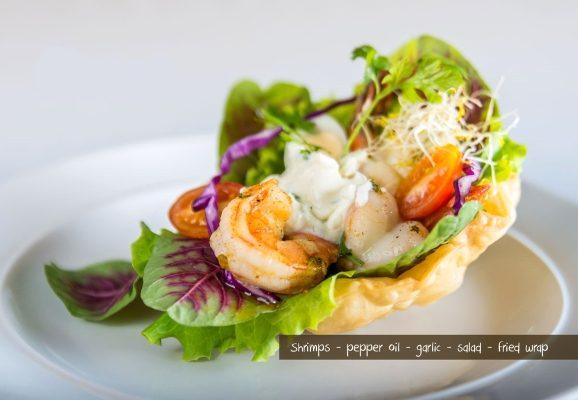 Shrimp Seduced